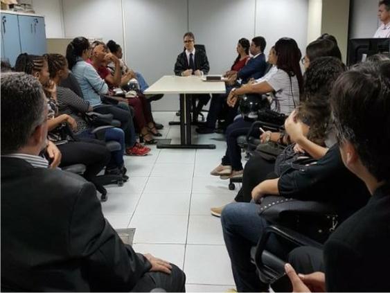 Processos de empresa extinta são  conciliados na 1ª Vara de João Pessoa