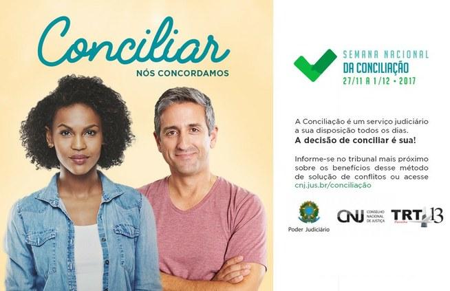Tribunal do Trabalho se prepara  para a Semana Nacional da Conciliação
