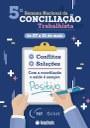 5ª Semana da Conciliação - Cartaz .jpg