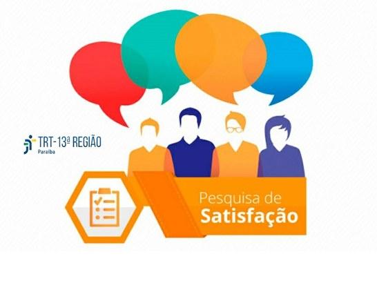Clique aqui para participar da pesquisa de satisfação com a Comunicação Institucional