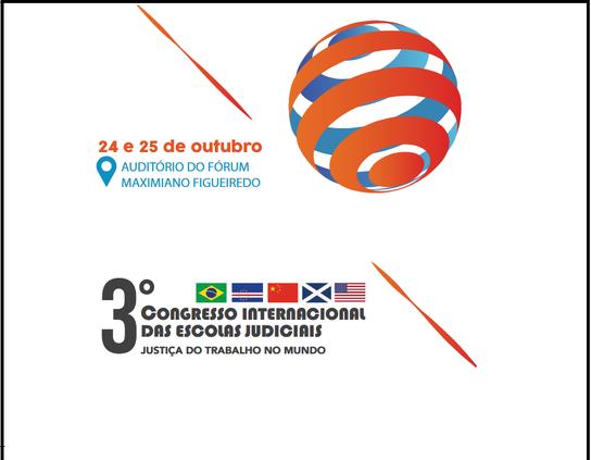 Congresso Internacional das Escolas Judiciais acontecerá em João Pessoa