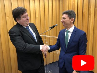 Acessibilidade e apresentação do IGD2 em Brasília podem ser conferidas no canal TRT no YouTube