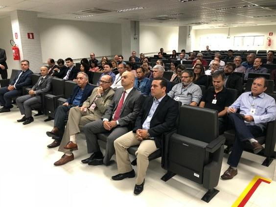 Encontro de Governança reuniu juízes e servidores do TRT
